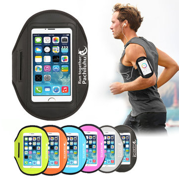 Sports Running Phone Case Arm Bags Sweat Resistant Holder Cover for iPhone 6s 7 Plus 4.7inch~5.7inch
