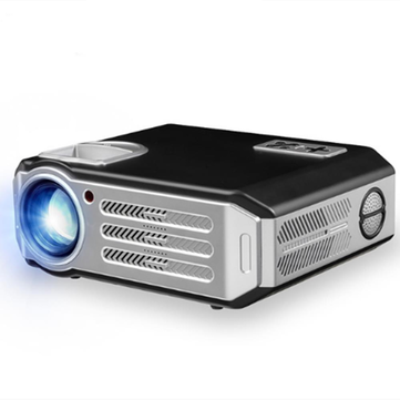 Rigal RD817 LCD Projector Android WiFi Full HD 1080P LED Projector 3500 Lumens TV Video 3D