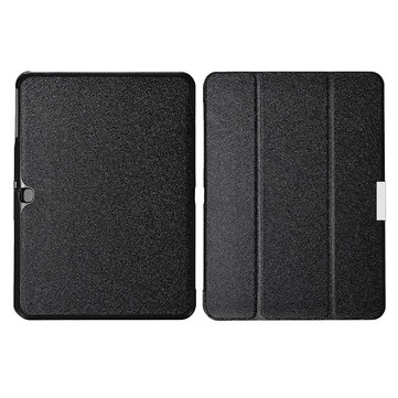 Ultra Thin three fold Stand Flip tablet cover for Samsung GALAXY Tab4 T530 10 Inch