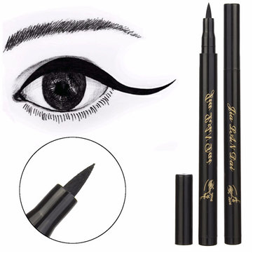 Black Waterproof Liquid Eyeliner Pencil Pen Eye Liner Makeup Cosmetic Beauty