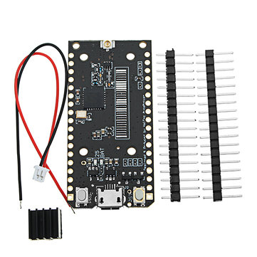 Wemos® TTGO ESP32 SX1276 LoRa 868 / 915MHz Bluetooth WIFI Lora Internet Antenna Development Board For Arduino