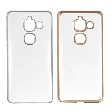 Ultra Thin Plating Clear Soft TPU Back Cover Case Bumper For LeTV LeEco Le Max 2
