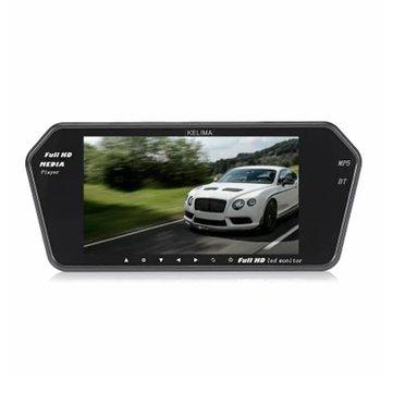 Kelima 0068F 7 Inch Car Reversing Monitor Backup Display Car Review Display