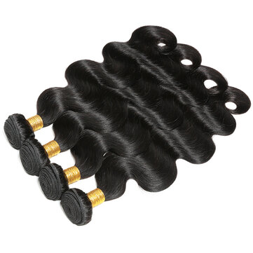 1 Bundle Brazilian Virgin Human Hair Extensions