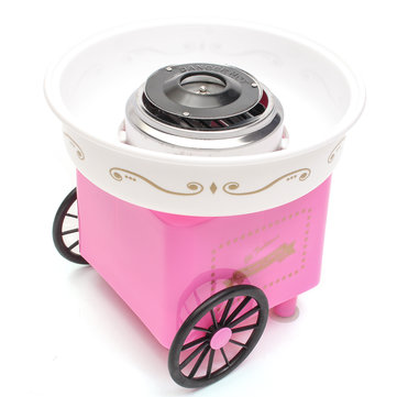 500W Mini Cotton Candy Machine Household DIY Candyfolss Sugar Maker