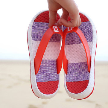 Women Casual Soft Clip Toe Beach Sandals