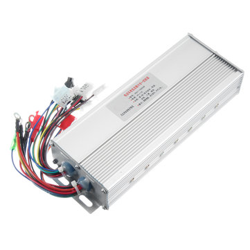 48V 1000W Electric Bicycle Brushless Speed Motor Controller For E-bike & Scooter