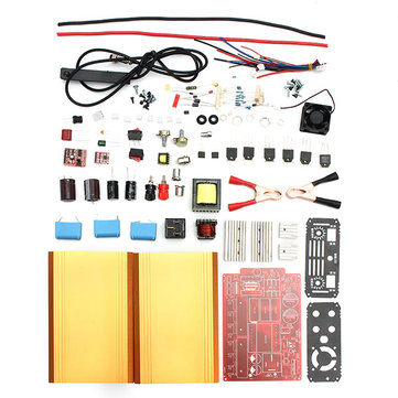 DIY 12V Inverter Kit 700W High Power Booster Kit