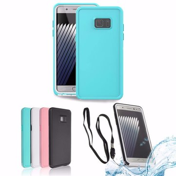 Waterproof Shockproof Dirtproof Hard Cover Protective Case for Samsung Galaxy Note 7