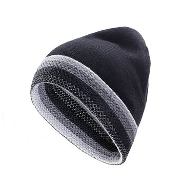 Xiaomi 90Fen Striped Double Sided Cold Cap Warm Microfiber