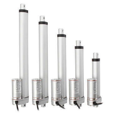 1500N 12V 4/6/8/10/12 inch Linear Actuator Adjustable Actuator Tor Opener Linear Actuator Motor