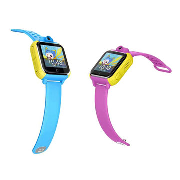 Bakeey V75 Touch Screen Kids Children SOS GPS Location Tracker 3G Network WiFi Camera Smart Watch