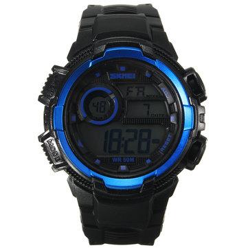 SKMEI 1113 Digital Multifunction Men Women Wrist Sport Watch