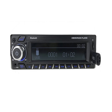 DAB+ Receiver Car Radio Stereo Autoradio Support AM FM RDS bluetooth USB SD With DAB Antenna