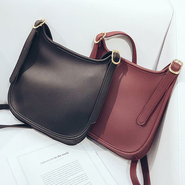 Women Creative Shape PU Shoulder Bags Crossbody Bags