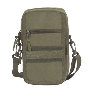 Men Shoulder Pack Shoulder Tactical Pouch Sling Bag Outdoor Casual Travel Bags
