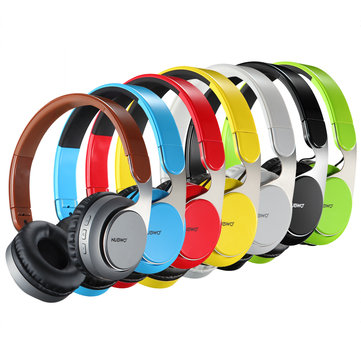 NUBWO S8 Wireless Bluetooth Headphones Over Ear Foldable Stereo Headset with Microphone