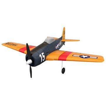 F6F 2.4G 4CH 6-Axis Gyro Easy Flying Trainer EPO Warbird RC Avión RTF