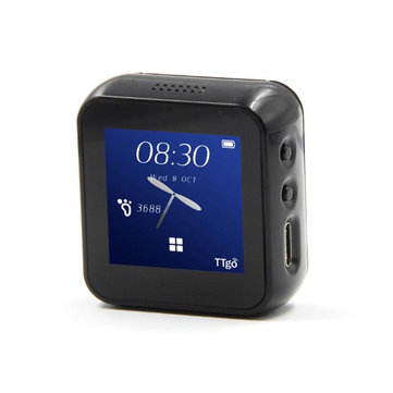 TTGO T-Watch Programmable And Networked Open Source Smart Watch