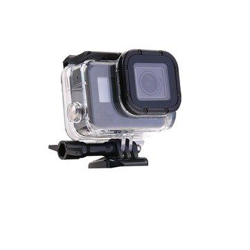 Underwater Dive Transparent Waterproof Case For GoPro 6/5 Camera