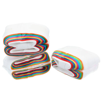 Magic Prop Color Mouth Pull Paper White Mouth Pull Paper 12pcs Each Lot