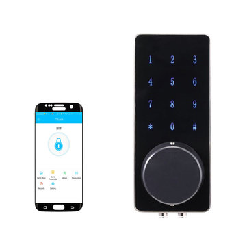 APP Remote Control Bluetooth Cabinet Keyless Smart Phone Bluetooth Lock Electronic Keypad Door Lock