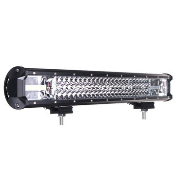22 Inch 648W LED Light Bar Flood Spot Combo Beam Driving Lamp Car Truck Off Road