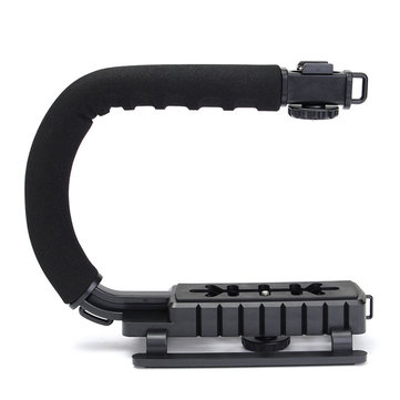 Pro Stabilizer Handheld C-Shape Bracket Video fit for Camcorder Camera DSLR