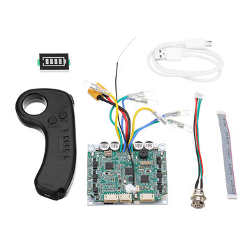 Fabulous Upgraded 24V 36V Dual Drive Controller Esc Substitute For Electric Wiring 101 Taclepimsautoservicenl