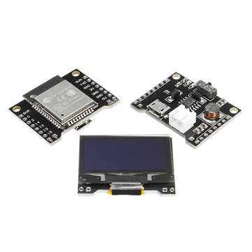 Wemos® X-8266 ESP-WROOM-02/ ESP32 Rev1 WiFi Bluetooth Module IOT Electronics Starter Kit