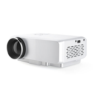 Gp9s mini LCD 800 lumen 800x480 SD / HDMI / VGA / AV / USB 1080p LED proiettore home theater