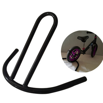 BIKIGHT Bicycle Parking Rack Aluminum Alloy Bike Wheel Plug-in Type Storage Rack Kids Bike Holder