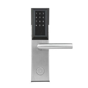 bluetooth Digital Password Smart Card Door Lock Keypad Touch Screen