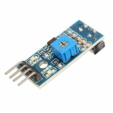 TCRT5000 Infrared Reflective Switch IR Barrier Line Track Sensor Module
