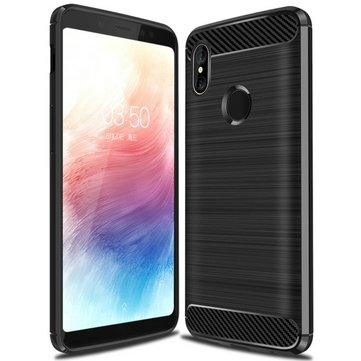 Bakeey Simple Drop-resistance Soft TPU&Silicone Back Protective Case For Xiaomi Redmi S2