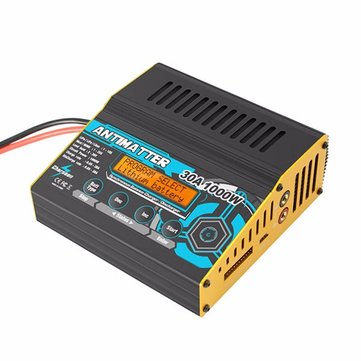 Charsoon Antimatter 1000W 30A Balance Charger Discharger For LiPo/LiFe/NiCd/PB Battery