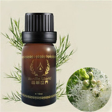 10ml Tea Tree Essential Oil Compound Aromatherapy Massage Therapeutic Skin Care