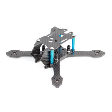 A-Max Turbo Turtle 147X 147mm True X RC Drone FPV Racing Frame Kit 3.5mm Arm Support Runcam Split