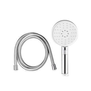 Xiaomi Diiib 3 Modes Adjustment Handheld Shower Head Set 360° 120mm 53 Water Hole with PVC Matel