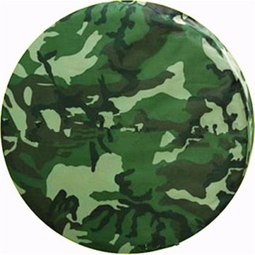 Camouflage Car Spare Wheel Tire Cover for Jeep SUV Automobile Spare Tire Cover 14