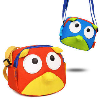 Penguin Crossbody Messenger Bags Kindergarten Oxford Shoulder Bag Purse for Kids Children