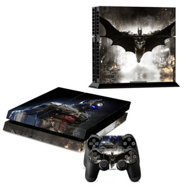Fantasy Game Theme Sticker Decal Skin for Play Station 4 PS4 Console Controller The Bat