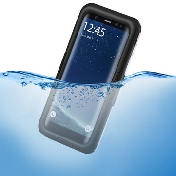 IP68 Certified Underwater 6m Waterproof Shockproof Snowproof Case For Samsung Galaxy S9