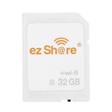 EZ Share 4th Generation 32GB C10 WIFI Wireless Memory Card