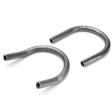 25mm Motorcycle Retro Rear Flat Upswept Seat Loop Frames Fittings Hoop For Yamaha/Suzuki/Honda