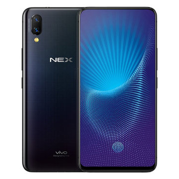 Vivo NEX In-Display Czytnik linii papilarnych Ultra FullView 8GB RAM 256GB ROM Snapdragon 845 Smartphone
