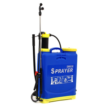 Portable 20L Multifunction Pressure Sprayer Knapsack Farm Watering Chemical Backpack Tool