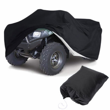 Quad Bike ATV ATC Cover Waterproof Sizes L Black