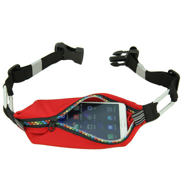Outdoor Travel Running Sport Waist Lycra Bag Pouch For iPhone 6/6S Plus iPhone 6/6S Samsung HTC