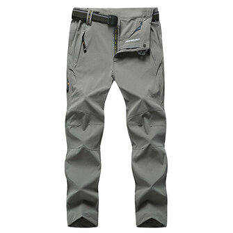 Size S-6XL Outdoor Mens Sunscreen Trousers Fast Drying Super Light Breathable Climbing Pants